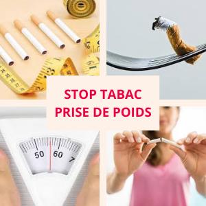 Prise de poids et arrêt du tabac